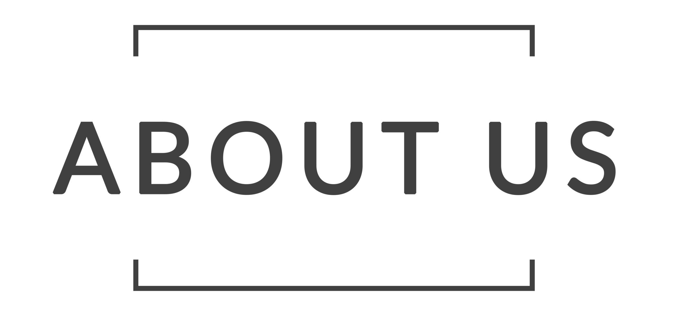 about us web Headline